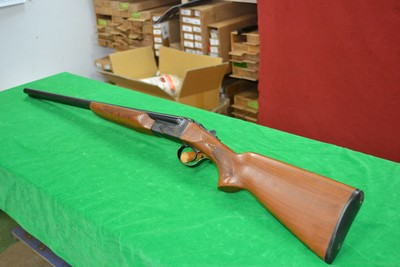 Savage 20 GA Shotgun - BSE Fox, 20 ga , 2 3/4 or 3 in for